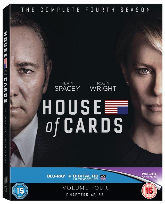 House of Cards season 4