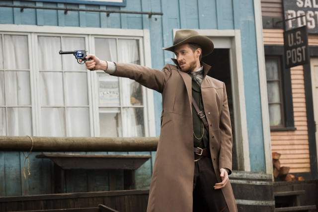 DC Legends of Tomorrow Unit Stills from Episode 11, The Magnificent Eight