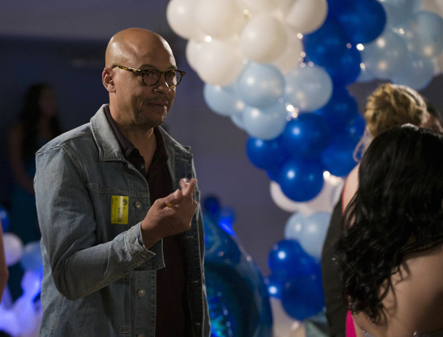 """Behind the scenes with Director Ken Whittingham in """"Promposal."""""""