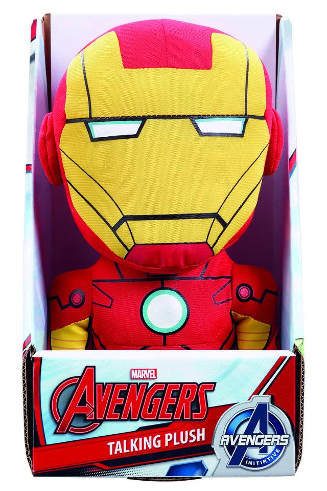 Iron Man plush from Underground Toys