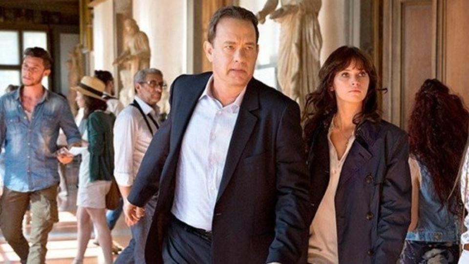 Inferno, Tom Hanks, Felicity Jones