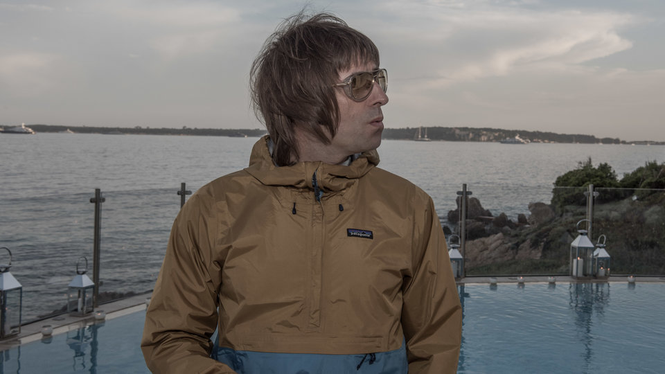 Oasis, Supersonic, Cannes, Liam Gallagher