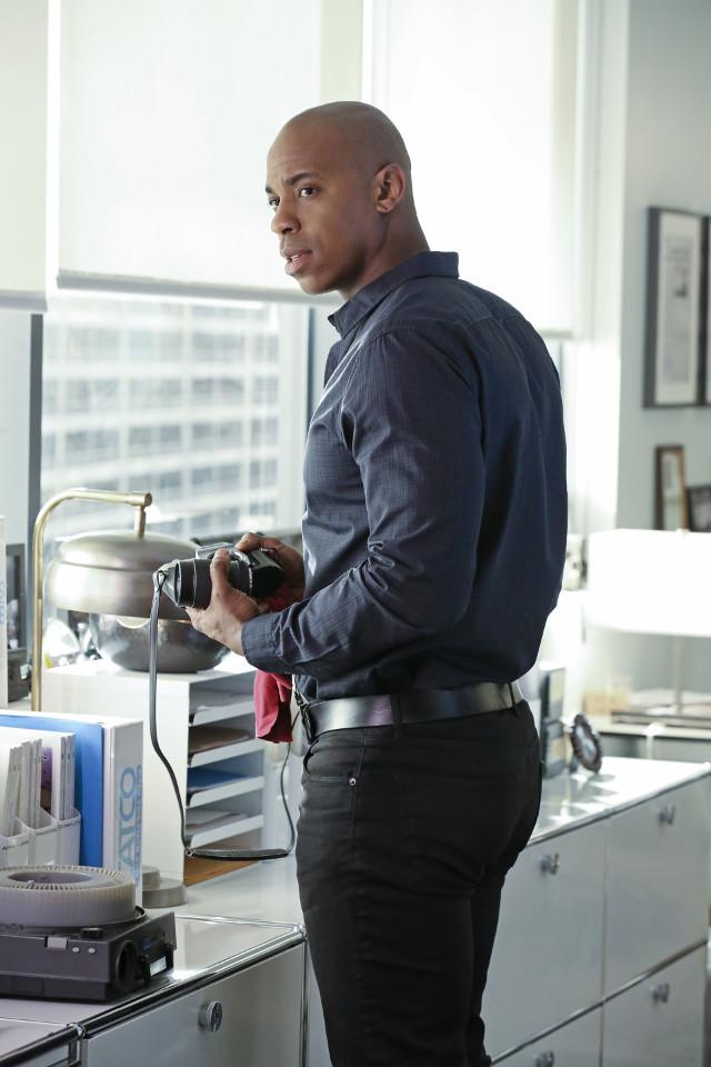 "Mehcad Brooks as James Olsen.Supergirl 1, ep. 16 ""Falling"""