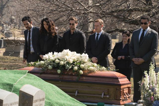 "The Blacklist Episode 20 ""The Artax Network"", Season 3"