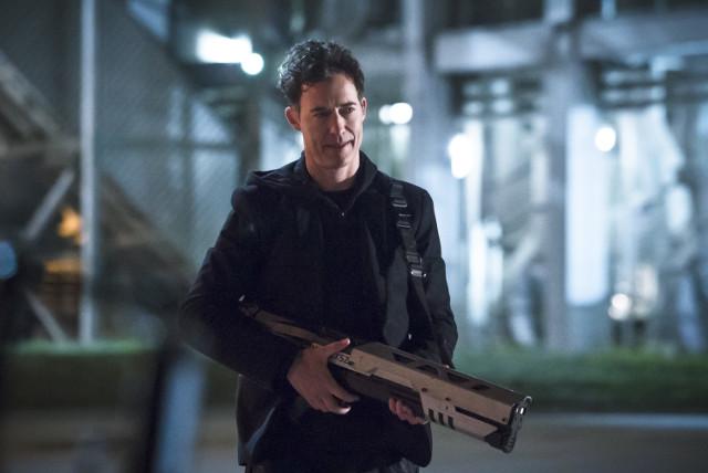 Tom Cavanagh as Eobard Thawne / Reverse-Flash