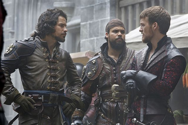 The Musketeers - 3x03