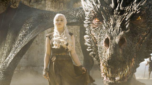 © HBO - Emilia Clarke as Daenerys