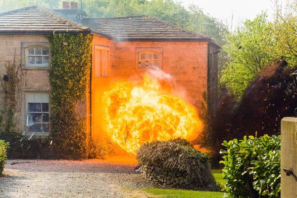 Emmerdale Blast
