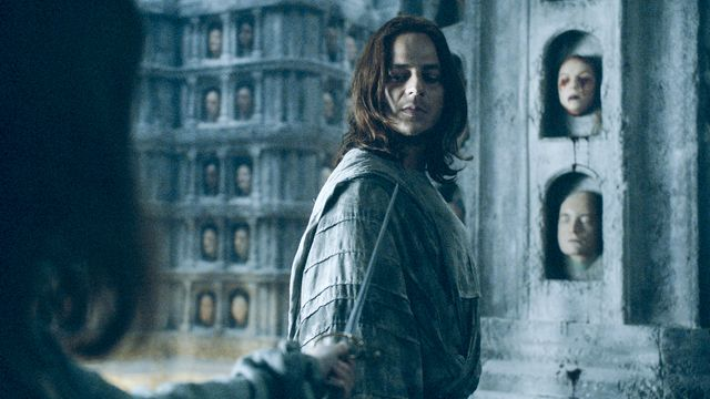 © HBO - Tom Wlaschiha as Jaqen H'ghar