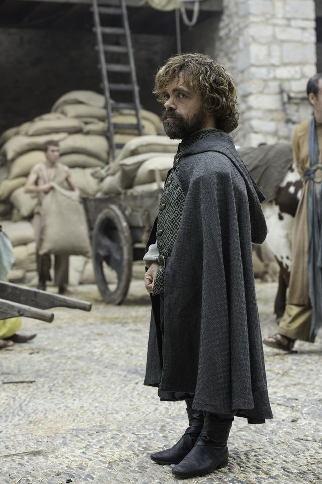 © HBO - Peter Dinklage as Tyrion Lannister