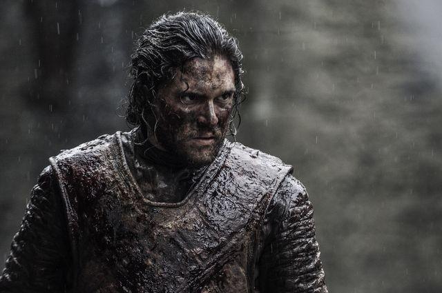 © HBO - Kit Harington as Jon Snow