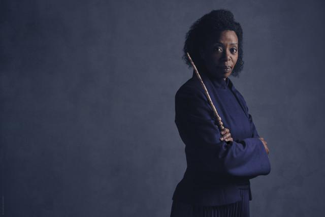 Hermione Granger (Noma Dumezweni). Photo credit Charlie Gray