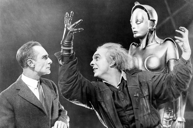 Restored European classics such as Metropolis will be shown. Image: Yorkshire Silent Film Festival.
