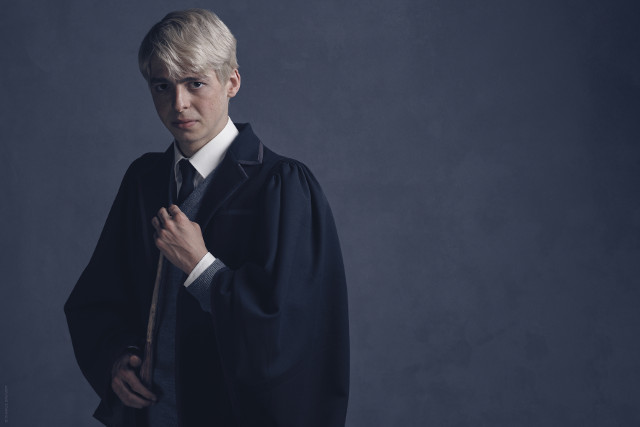 Scorpius Malfoy (Anthony Boyle) photo by Charlie Gray