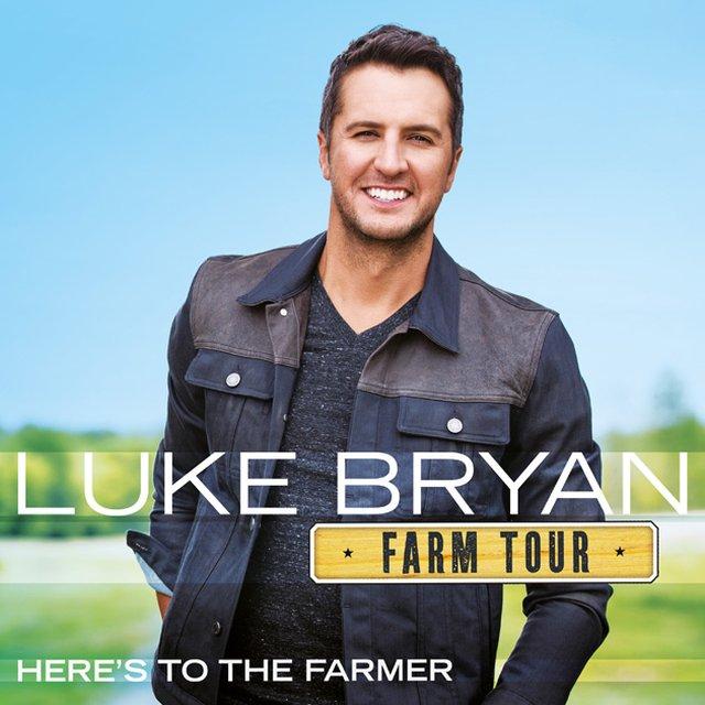 Luke Bryan - Farm Tour