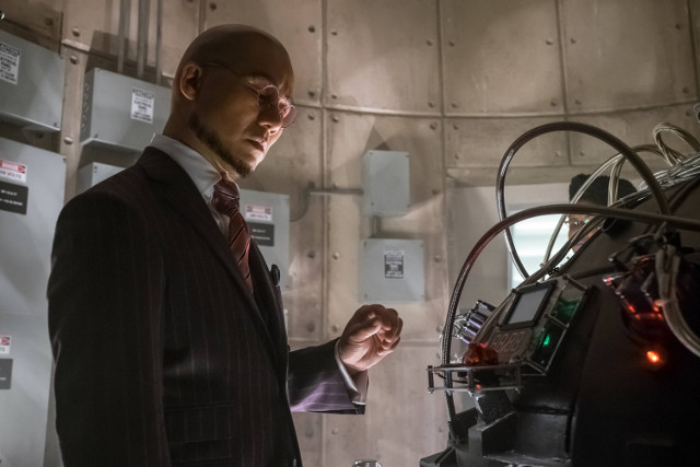 B.D. Wong as Hugo Strange