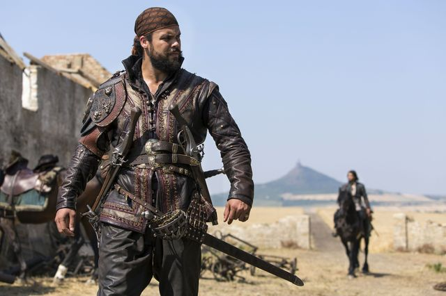 The Musketeers - 3x06