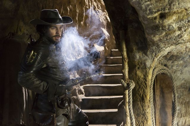 The Musketeers - 3x07