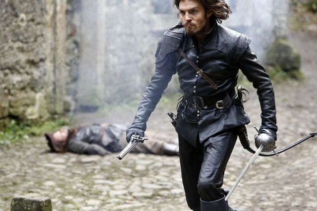 The Musketeers - 3x08