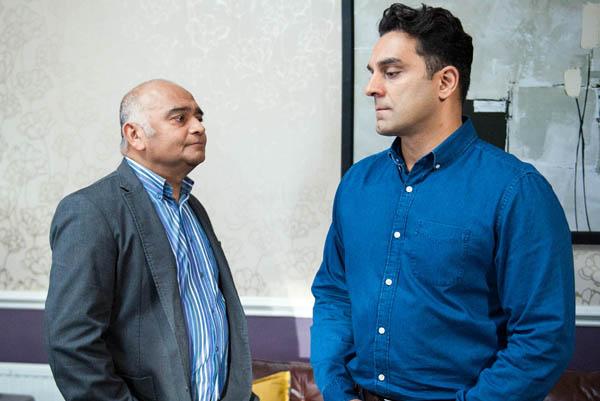 Rishi Sharma & Rakesh Kotecha, Emmerdale