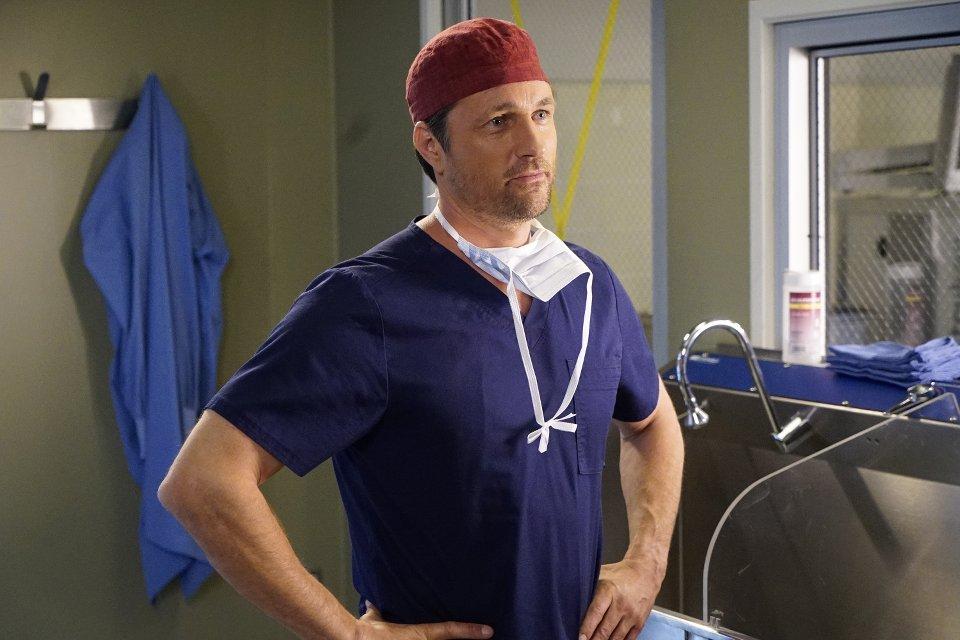 Martin Henderson - Grey's Anatomy