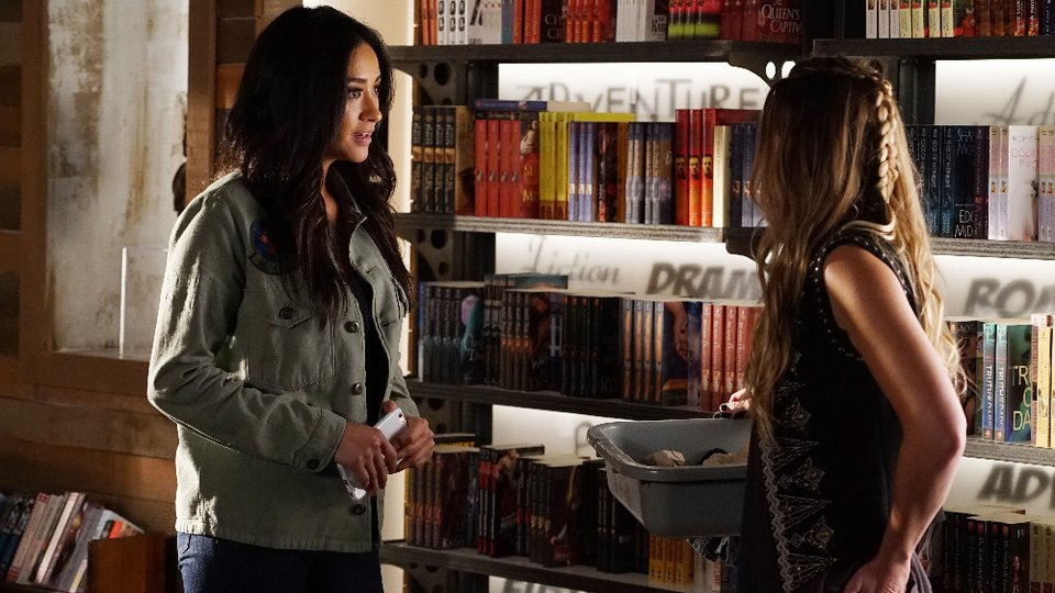 Pretty Little Liars 7x03