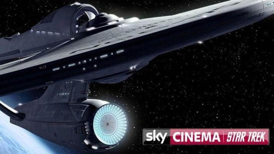 Sky Cinema Star Trek
