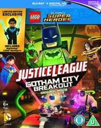 LEGO DC Justice League: Gotham City Breakout