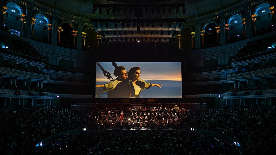Titanic Live at the Royal Albert Hall
