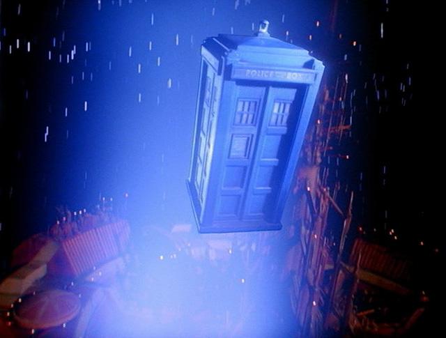 Doctor Who Colin Baker 5