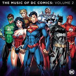 The Music of DC Comics Vol 2