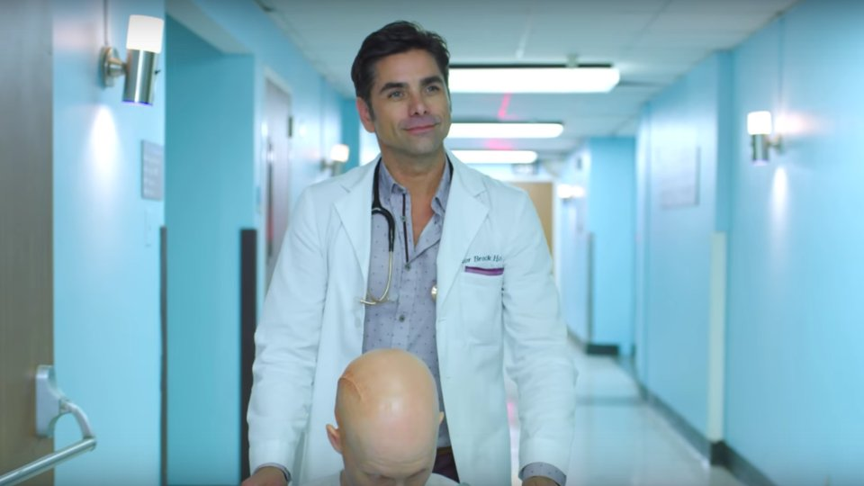 Scream Queens season 2 - John Stamos