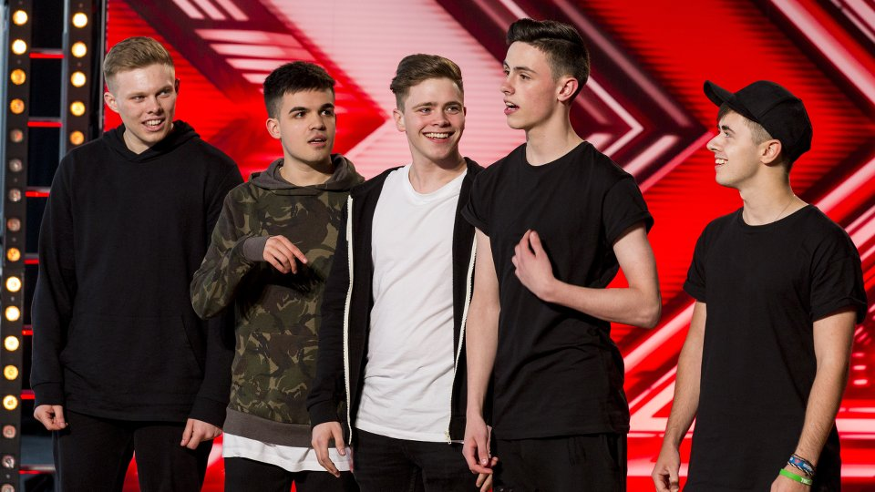 The X Factor 2016 episode 1