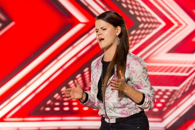 Saara Aalto - The X Factor
