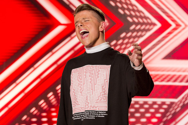 James Hughes - The X Factor