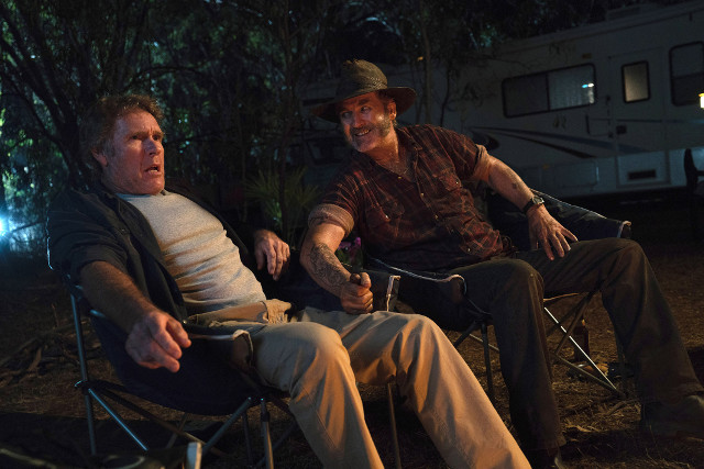 Wolf CreekEpisode 1Robert Taylor as Roland and John Jarratt as Mick Taylor