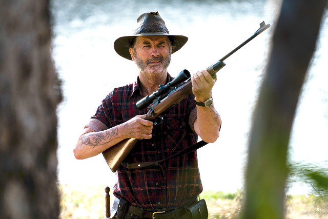 Wolf CreekEpisode 1John Jarratt as Mick Taylor