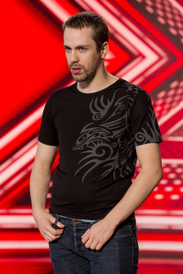 The X Factor - John Brennan