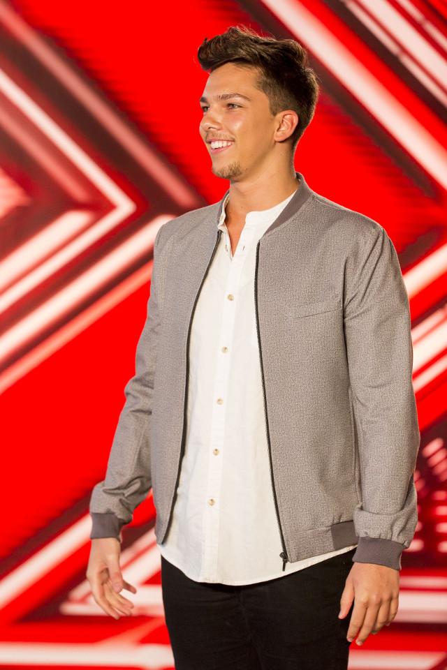 The X Factor - Matt Terry