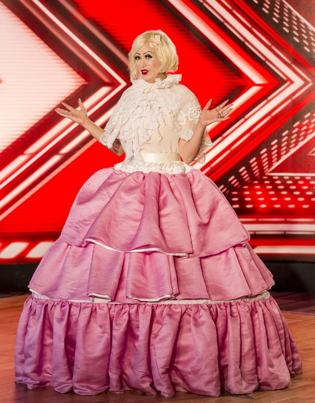 The X Factor - Sada Vidoo
