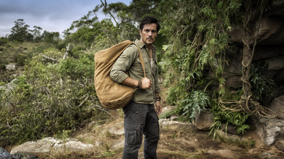 Hooten & The Lady - Michael Landes