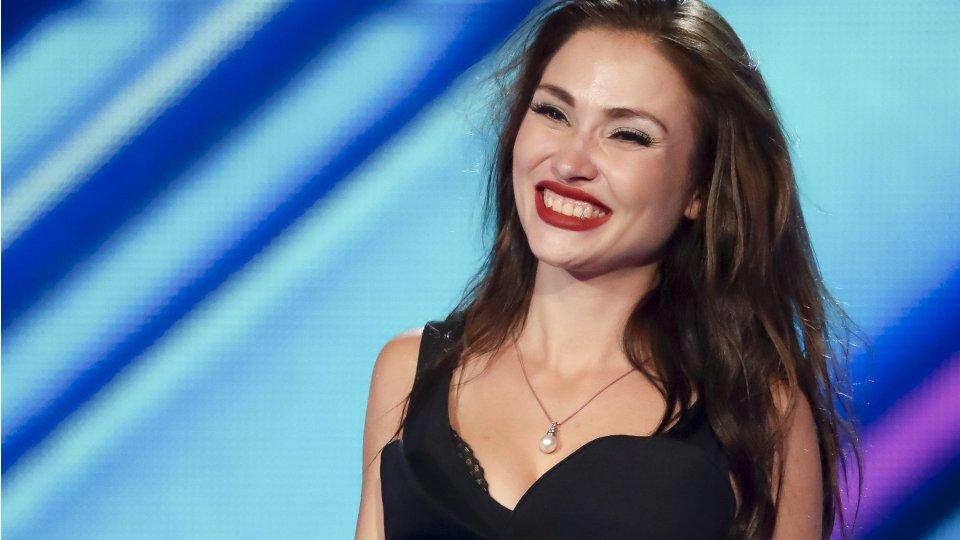 Irina Dudyek - The X Factor 2016