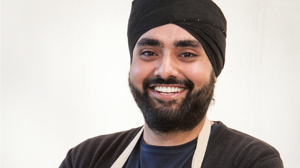 Rav - The Great British Bake Off