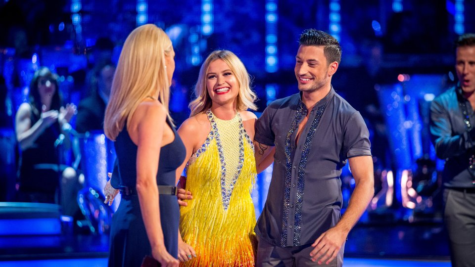 Strictly Come Dancing - Laura Whitmore and Giovanni Pernice