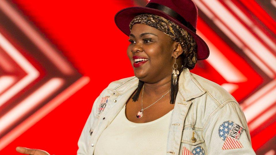 The X Factor 2016 episode 6 Anelisa