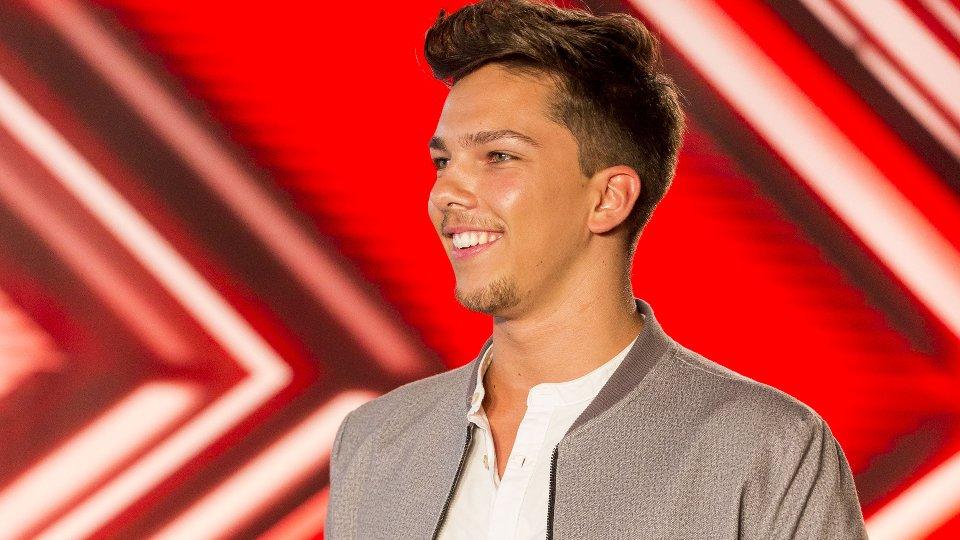 The X Factor 2016 Matt Terry