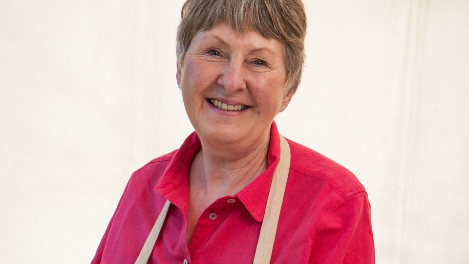 Val - The Great British Bake Off