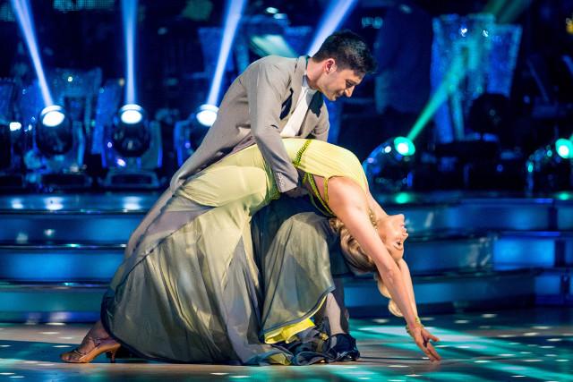 Laura Whitmore & Giovanni Pernice
