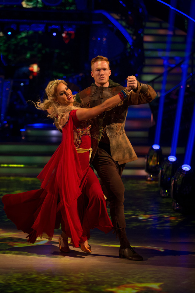 Greg Rutherford &; Natalie Lowe