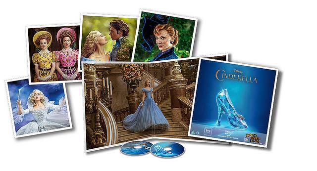 Disney Big Sleeve editions